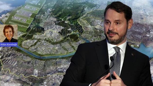İYİ Partili Tatlıoğlu: Berat Albayrak'ın oradan arazi alması bir ahlak sorunudur
