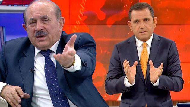 Savcılığın inceleme başlattığı Burhan Kuzu Fatih Portakal'ı hedef aldı