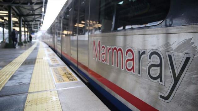 Marmaray sefer sayısı artıyor: Maltepe Zeytinburnu arasında 15 yerine 8 dakikada bir tren