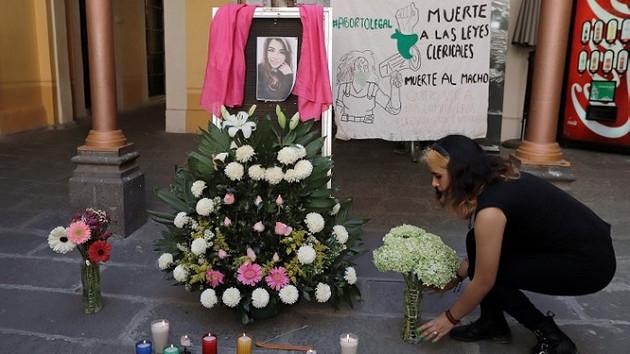 Meksika'da vahşi cinayetin fotoğrafları ülkeyi ayağa kaldırdı