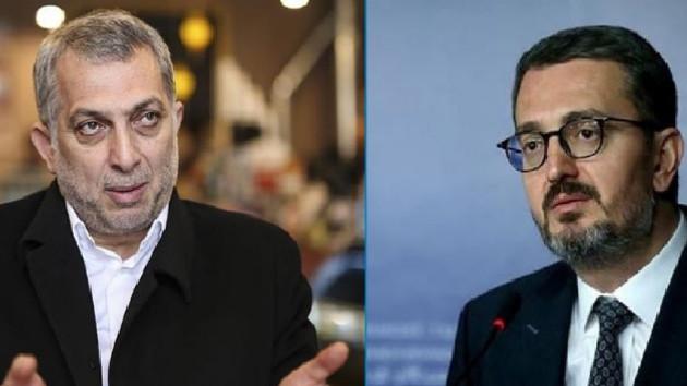 AKP'li Metin Külünk ABD'yi göreve çağıran Saraydaki SETA'cılara fena çaktı