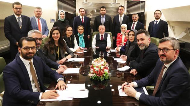 Erdoğan Fenerbahçe tribünlerindeki damat istifa sloganı için ne dedi?