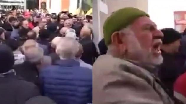 AKP'nin kalesinde AKP'ye büyük isyan!