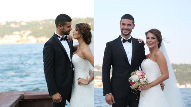 Berk Oktay müstehcen fotoğraflarını paylaşan eşinden boşandı