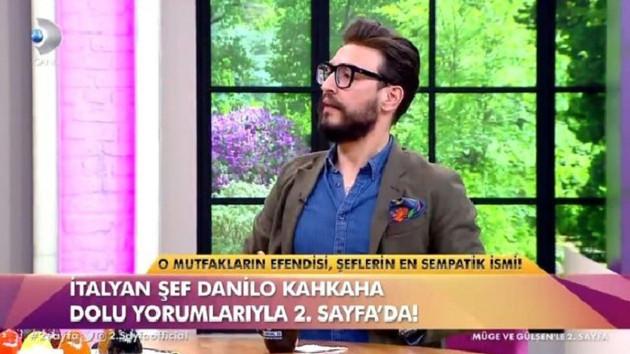 Ünlü şef Danilo Zanna'dan maymun beyni yedim itirafı