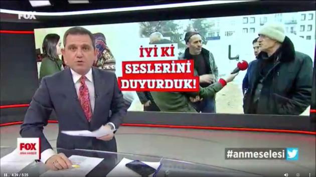 Fatih Portakal'dan FOX'u çarpıtmakla suçlayan İçişleri Bakanlığı'na sert tepki: Tweet atacağınıza...