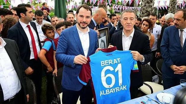 AKP'li vekilden Berat Albayrak tepkisi!