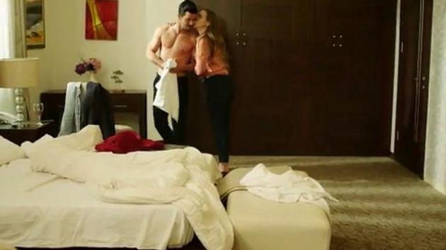 Hekimoğlu dizisinde tıbbi mümessil ve doktorun cinsel ilişki sahnesi Meclise taşındı