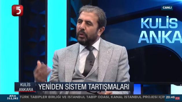 MAK Danışmanlık Başkanı Kulat: Sarayda parlamenter sisteme dönüş için 6 aydır çalışma yapılıyor