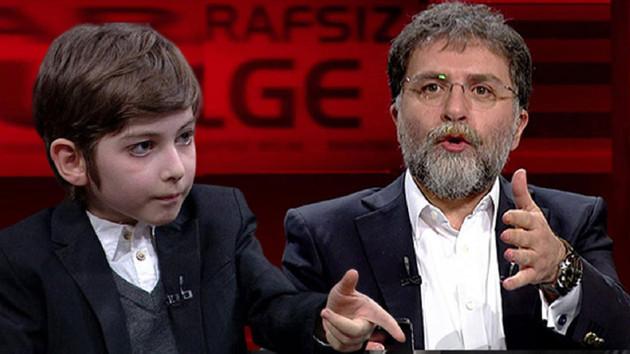 Ahmet Hakan: Minnacık bir çocuğu medya maymununa çevirdiniz yahu!