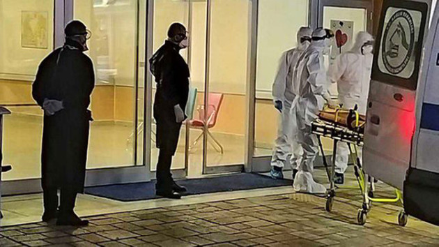Son dakika: Van'da 3 koronavirüs şüphelisi hastanede