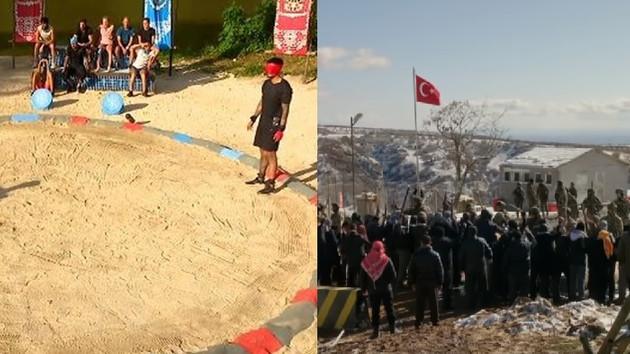 23 Şubat 2020 Pazar Reyting sonuçları: Survivor, Savaşçı, Gülbin Tosun, Güvercin lider kim?