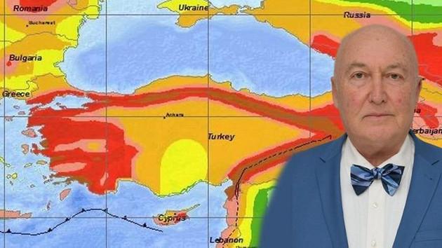 Korkutan açıklama: Türkiye ardı ardına deprem haberleriyle sarsılacak!
