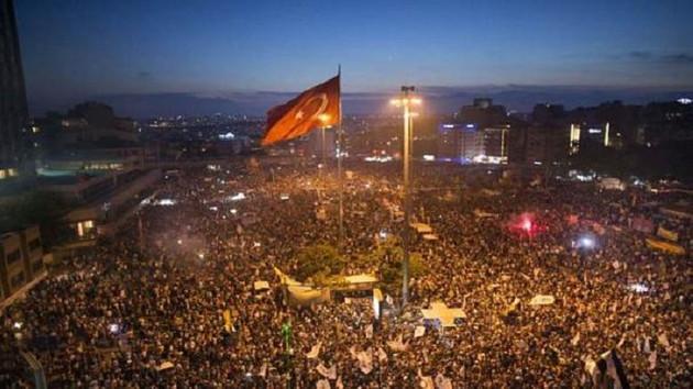 Gezi davasının gerekçeli kararı açıklandı