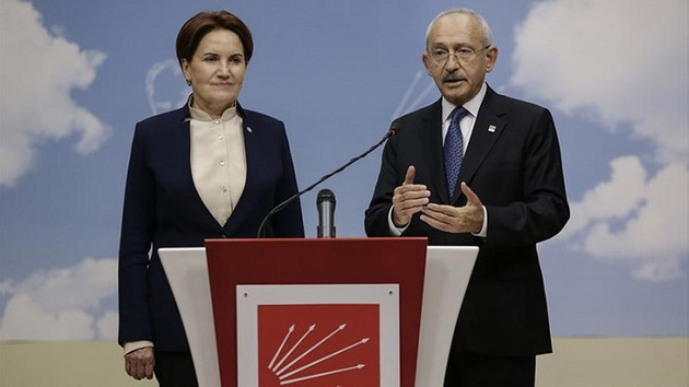 İYİ Parti'den CHP'ye HDP tepkisi: Tavrını belli etsin, terörün düştüğü yerde olmayız