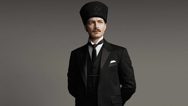 Ya İstiklal Ya Ölüm dizisi ilk bölümüyle 16 Mart'ta TRT 1'de