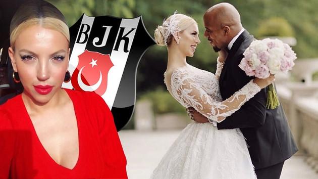 Beşiktaş'ta Theodore krizi! Sen kimsin benim eşim hakkında...