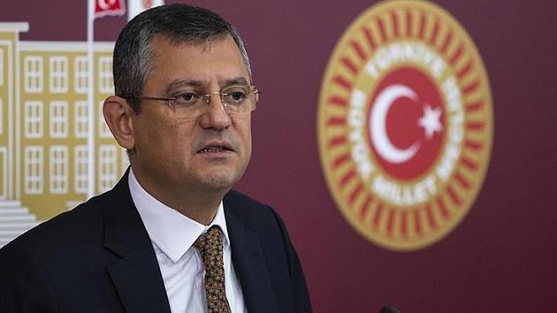 CHP'li Özgür Özel'den dava tepkisi: İlker Başbuğ Erdoğan'ı FETÖ konusunda uyaran kişidir