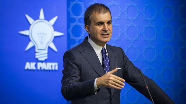 AKP'den KKTC Cumhurbaşkanı Akıncı'ya tepki