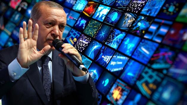 Erdoğan: Bazı dizilerden şikayetçiyim ve rahatsızım