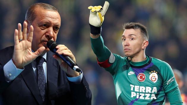 Muslera'dan Erdoğan'a Koronavirüs eleştirisi: Dualarla işin içinden çıkacağına inanıyor