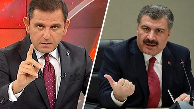 Fatih Portakal'dan Sağlık Bakanı'na sokağa çıkma yasağı sorusu: Yoksa kasada para mı yok?