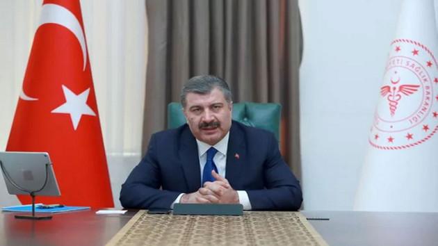 Sağlık Bakanı Fahrettin Koca: İstanbul'da bir vaka virüsü 16 kişiye bulaştırıyor