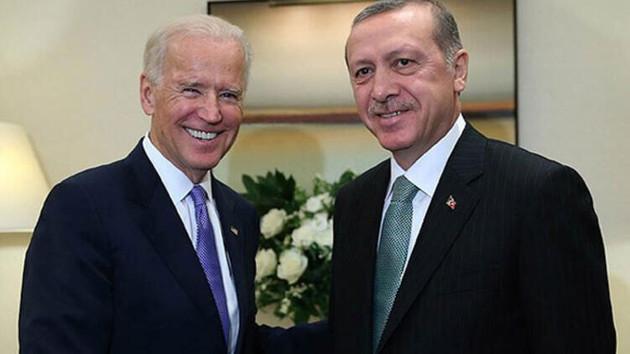 Beyaz Saray Açıkladı : Erdoğan ve Biden Bir Noktada Görüşecektir