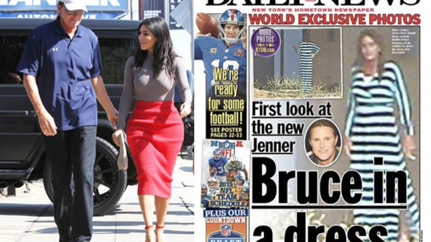 Kardashian'ın babası resmen kadın oldu