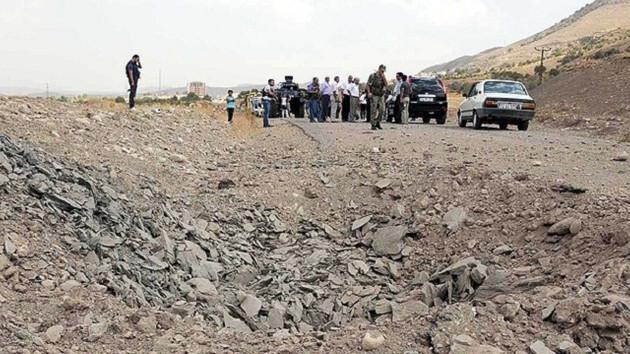 Four policemen killed in Sirnak terrorist attack