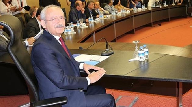 CHP MYK'dan Kılıçdaroğlu'na tam yetki