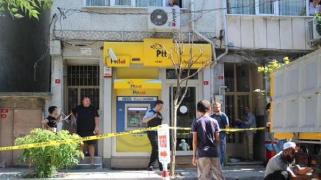 İstanbul'da maskeli soygun