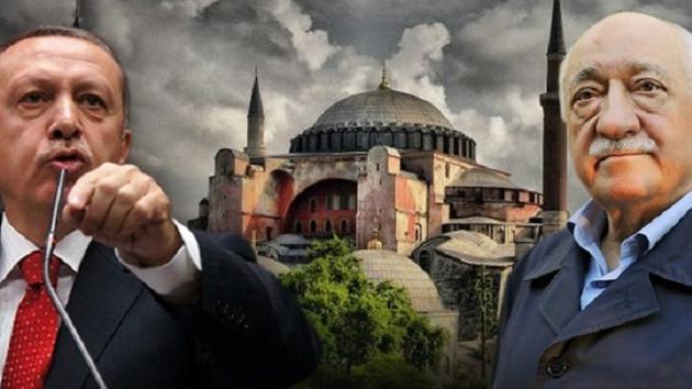 Hükümet ile cemaati Ayasofya mı barıştıracak?