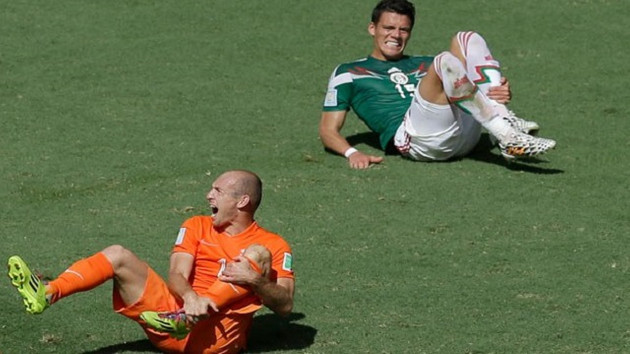 Arjen Robben'den itiraf: Aldattım