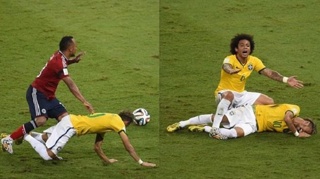 Brezilya'da Neymar şoku: Kırık..