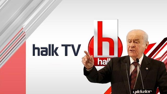 Bahçeli: Halk TV, PKK Televizyonu Haline Geldi ile ilgili görsel sonucu