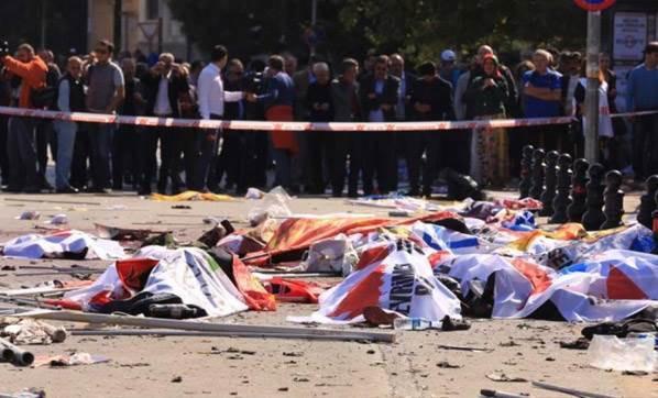 Canlı bombalardan birinin kimliği açıklandı