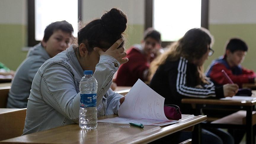 TEOG sınavında ilk oturum tamamlandı