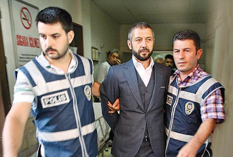 Sedat Şahin ve adamlarına gözaltı