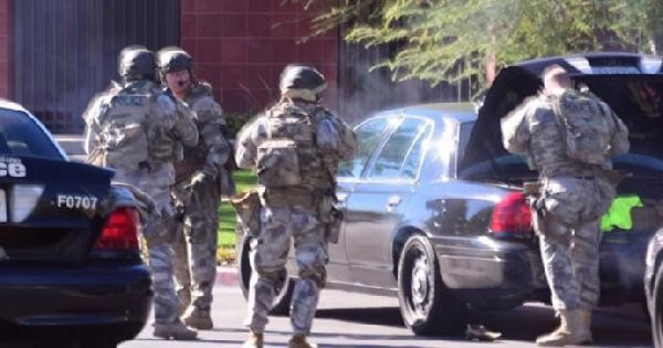 Gunmen kill 14 inside a social services center in California