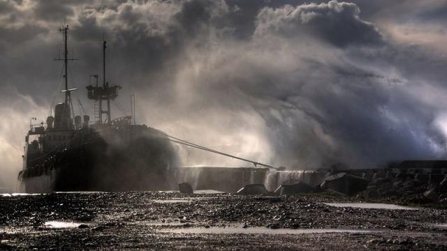Meteoroloji'den Marmara Denizi için şiddetli fırtına uyarısı