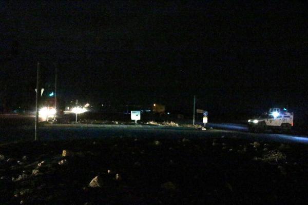 Nusaybin'de polis servis aracına PKK'dan saldırı: 9'u polis 10 yaralı