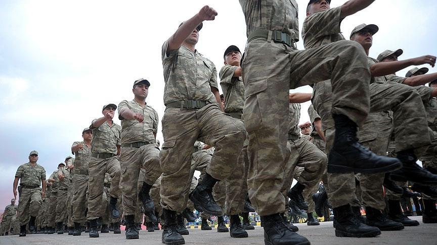 Türk Ordusu'nda kaç asker var?