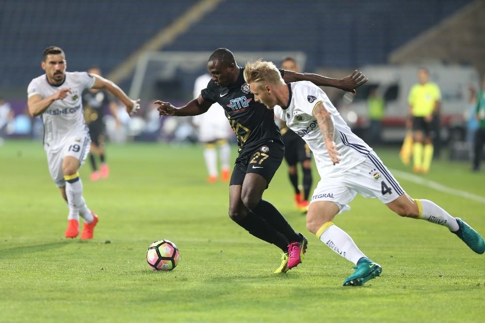 Fenerbahçe'ye Osmanlı tokatı: 1-1