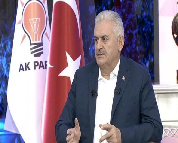 Başbakan Yıldırım: Irak bize laf edeceğine PKK'ya yataklık yapmasın !