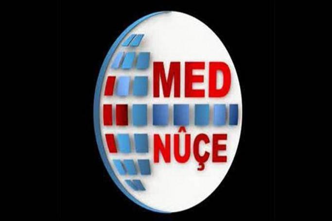 PKK'nın kanalı Med Nuçe televizyon kanalının uydu yayını kesildi