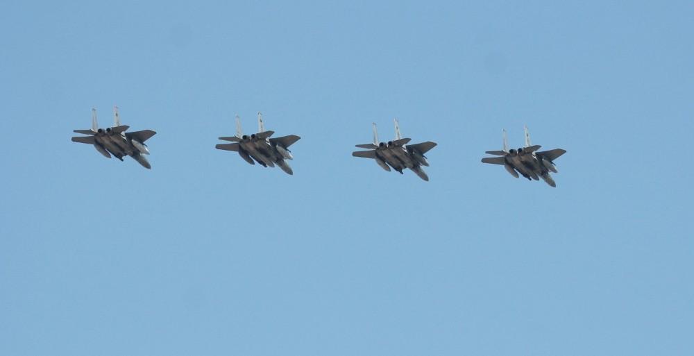 PKK'ya ait 8 hedef imha edildi