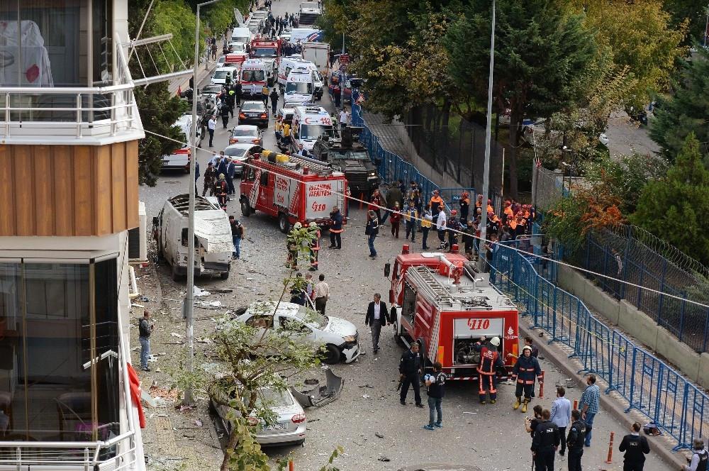 Bombalı saldırıda yaralı sayısı 10 oldu