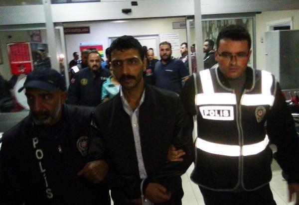 Aksaray'da yakalanan bombacılar İstanbul'a getirildi