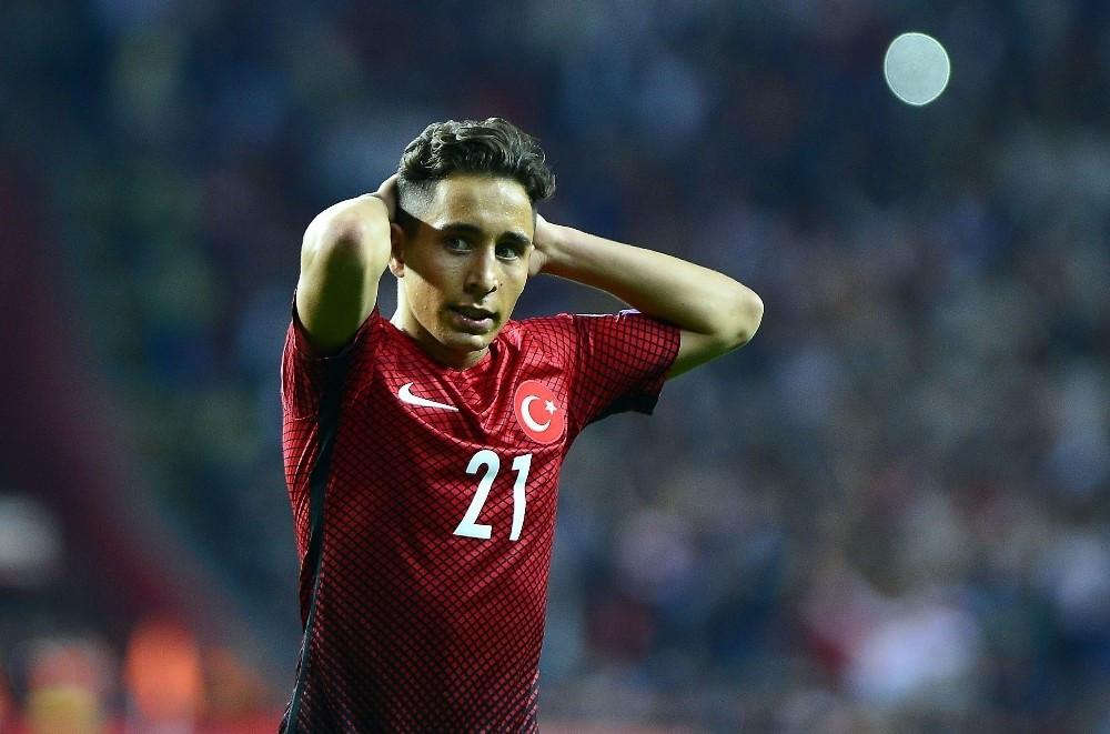 Milli Takım'da Emre Mor şoku! Kosova maçında yok